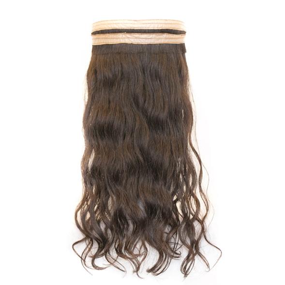 Mega hair de fita adesiva - Cabelo Natural - 40CM