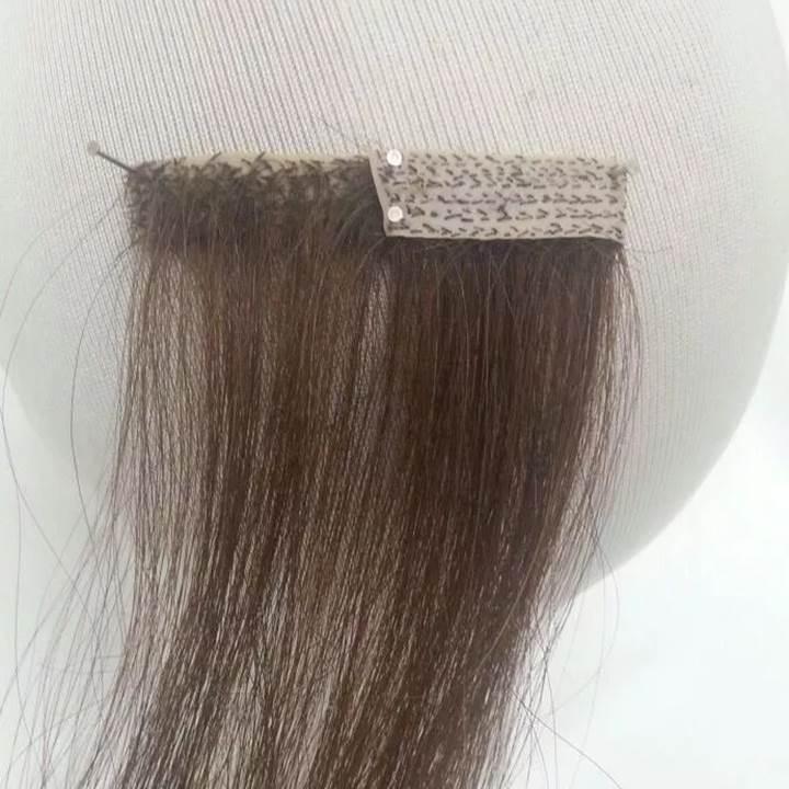 Micropele cor de pele para confecção de perucas