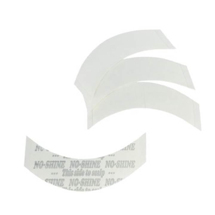 Fita adesiva No Shine transparente Curva 36 unid