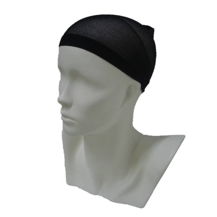 Wig Cap Touca de Meia Fina - Preto